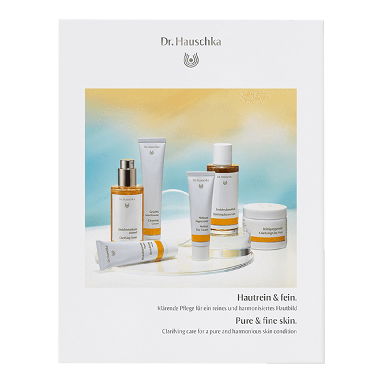Dr. Hauschka Pure & Fine Collection