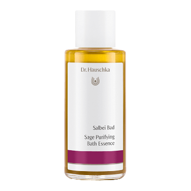 Dr. Hauschka Sage Purifying Bath Essence 100ml