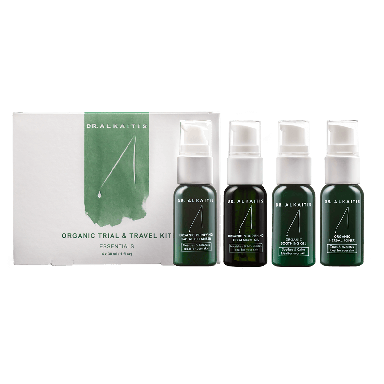 Dr. Alkaitis Organic Trial & Travel Kit (4 x 30ml)
