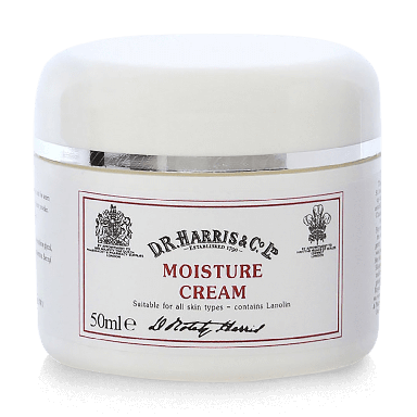 D R Harris Moisture Cream 100ml