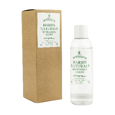 D R Harris Naturals Refreshing Toner Splash 100ml