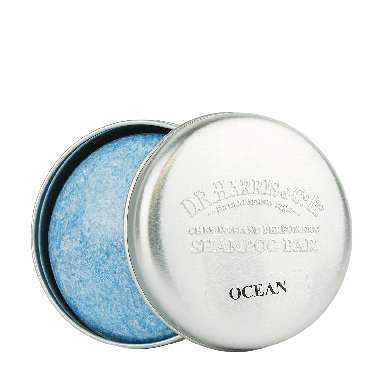 D R Harris Ocean Shampoo Bar 50g