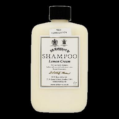 D R Harris Lemon Cream shampoo 100ml