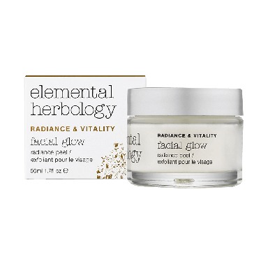 Elemental Herbology Radiance & Vitality Facial Glow Radiance Peel 50ml