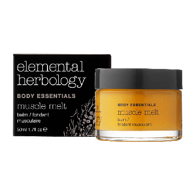 Elemental Herbology Body Essentials Muscle Melt Balm