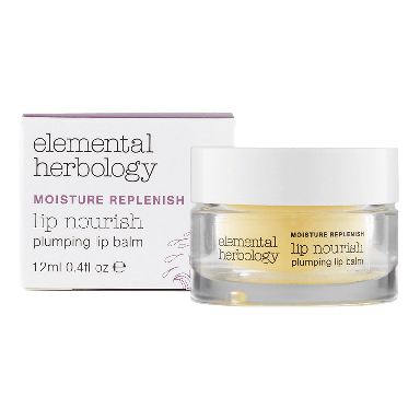 Elemental Herbology Lip Nourish Plumping Lip Balm 12ml