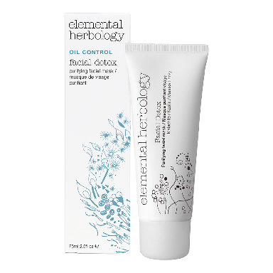 Elemental Herbology Detox Purifying Facial Mask 75ml