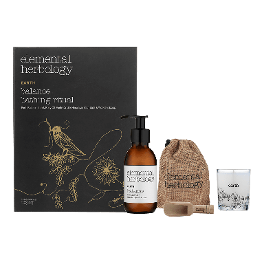Elemental Herbology Earth Balance Bathing Ritual Kit