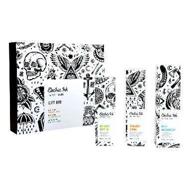 Electric Ink Tattoo Care Gift Box