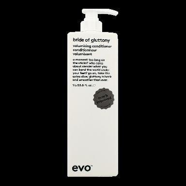 Evo Bride of Gluttony Volumising Conditioner 1000ml
