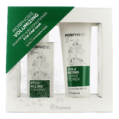 Framesi Morphosis Volumizing Shampoo and Conditioner Set