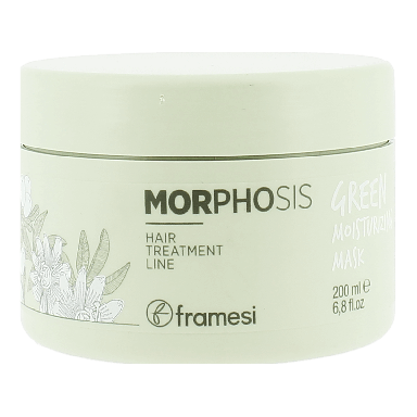 Framesi Morphosis Green Moisturising Mask 200ml