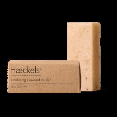 Haeckels Exfoliating Seaweed Block 80g