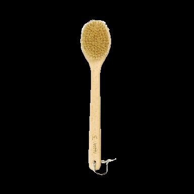 Hydrea London Natural Bristle Long Handle Sauna Brush