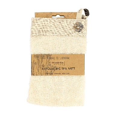 Hydrea Exfoliating Spa Mitt