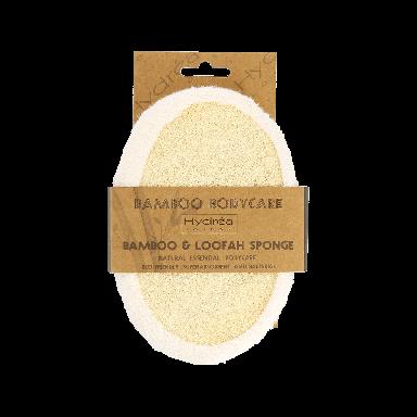 Hydrea Bamboo & Loofah Sponge