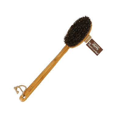 Hydrea Bamboo Bath Brush