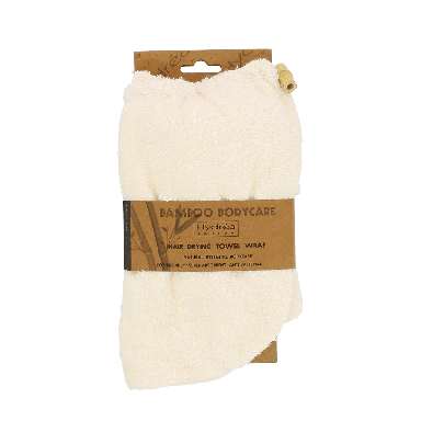 Hydrea Bamboo Bodycare Hair Drying Towel Wrap