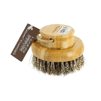 Hydrea Bamboo Round Body Brush