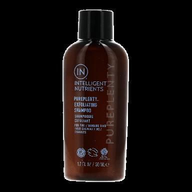 Intelligent Nutrients PurePlenty Exfoliating Shampoo 50ml