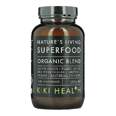 KIKI HEALTH Nature's Living Superfood Food Supplement 150g