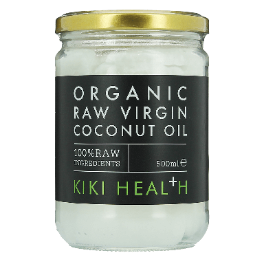 KIKI HEALTH Raw Virgin Coconut Oil 500ml
