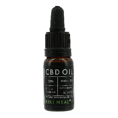 KIKI HEALTH CBD Oil 10% 10ml