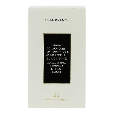 Korres 3D Sculpting Firming & Lifting Serum 30ml