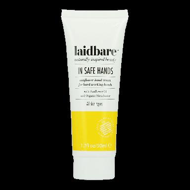 laidbare In Safe Hands Sunflower Hand Cream 50ml