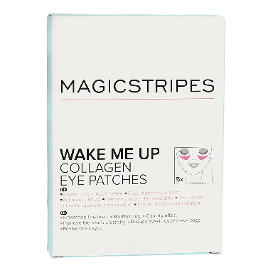 Magicstripes Collagen Eye Patches 5 Pack