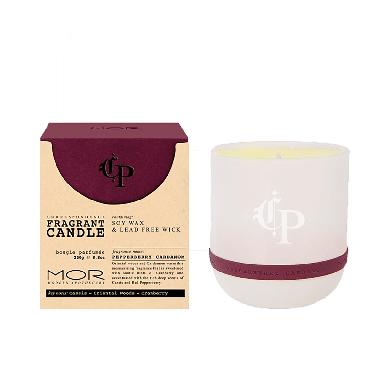 MOR Correspondence Pepperberry Cardamom Fragrance Candle 250g