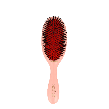 Mason Pearson SB3 Pure Bristle Sensitive Hair Brush - Pink