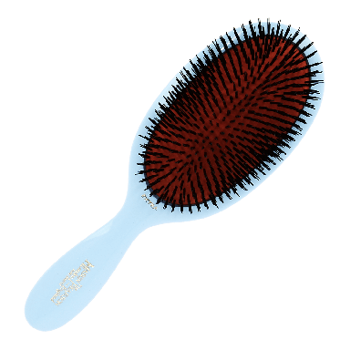 Mason Pearson Pure Bristle Extra Large B1 Blue Hairbrush