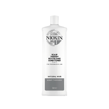 Nioxin System 1 Scalp Therapy Revitalizing Conditioner 1000ml