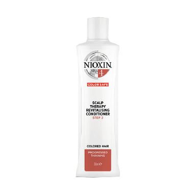 Nioxin System 4 Scalp Therapy Revitalizing Conditioner for Colored Hair 300ml