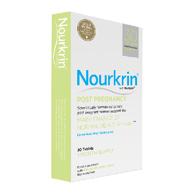 Nourkrin Post Pregnancy Maintenance of Normal Healthy Hair (30)