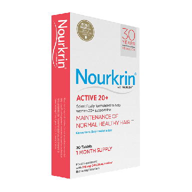 Nourkrin Active 20+ Maintenance of Normal Healthy Hair (30)