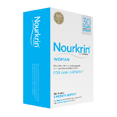 Nourkrin Woman Hair Growth 3 Months Supply 180 Tablets