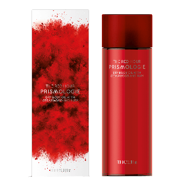 Prismologie Ruby & Cedarwood Invigorating Body Oil 100ml