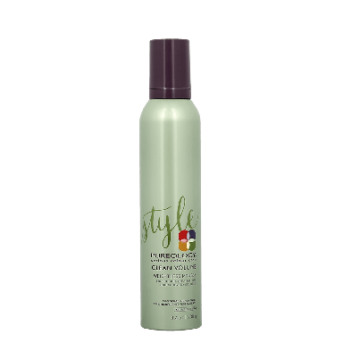 Pureology Clean Volume lightweight Mousse 238g