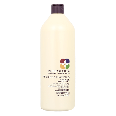 Pureology Perfect 4 Platinum Conditioner 1000ml