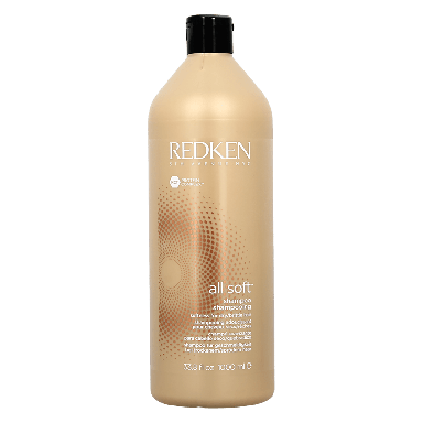 Redken All Soft Shampoo For Dry Hair 1000ml