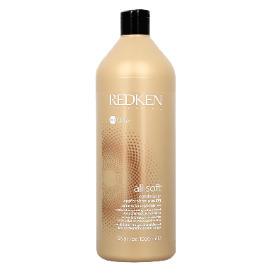 Redken All Soft Conditioner For Dry Hair 1000ml
