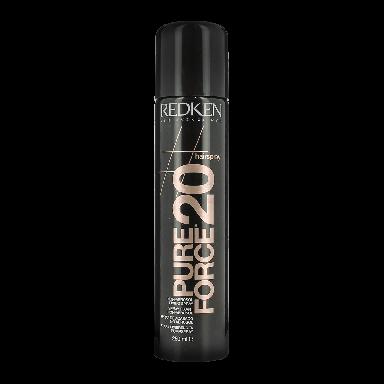 Redken Pure Force 20 Non Aerosol Fixing Hairspray 250ml