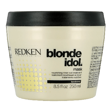 Redken Blonde Idol Hair Mask Nourishing Rinse-Out Treatment 250ml