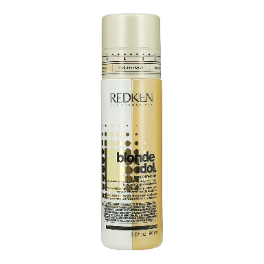 Redken Blonde Idol Custom-Tone Golden Conditioner 196ml