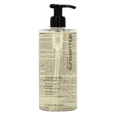 Shu Uemura Cleansing Oil Shampoo Gentle Radiance Cleanser 400ml