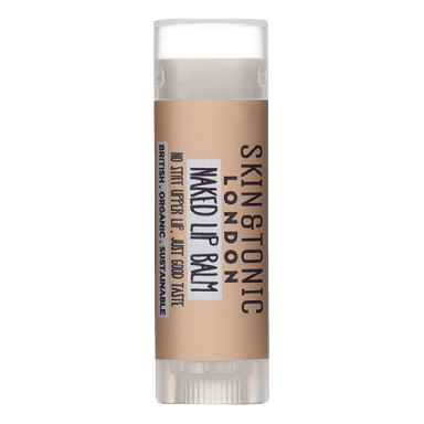 Skin & Tonic London Naked Lip Balm 4.3g