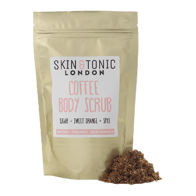 Skin & Tonic Coffee Body Scrub 300g