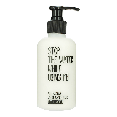 Stop The Water While Using Me! White Sage Cedar Body Lotion 200ml